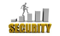 Security - stock illustration