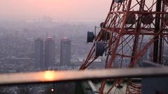 City Skyline Seoul Stock Footage