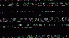 Digital video malfunction - Glitch 1010 HD, 4K Stock Video Stock Footage