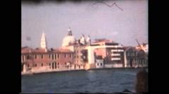 Vintage Super 8:Venice 1990 Stock Footage