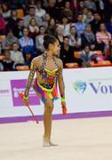 Zhala Piriyeva, clubs. Azerbaijan - stock photo