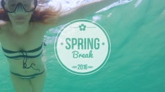 Spring Break Presentation - stock after effects