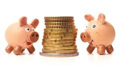 Save your money Stock Photos