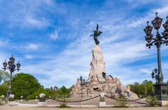 Russalka Memorial, Tallinn, Estonia - stock photo