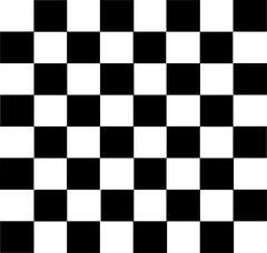 Vector modern chess board background design Stock Illustration