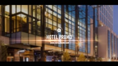 Stock After Effects of Hotel Promo