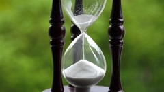Time is ticking away - stock footage
