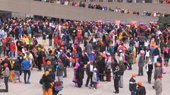 Toronto Khalsa Day sikh celebrations Stock Footage