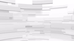 White space background 003 Stock Footage