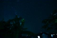 6K Ultra HD Milky Way Time-lapse Hawaii - stock footage