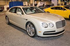 Charlotte International Auto Show 2014 - stock photo