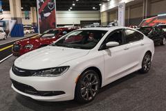 Charlotte International Auto Show 2015 - stock photo