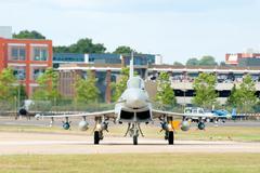 Eurofighter - stock photo
