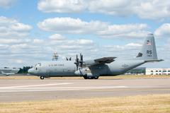 Hercules C-130J Stock Photos