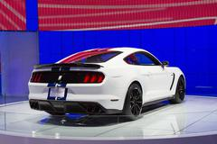 North American International Auto Show 2015 - stock photo
