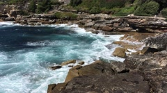 Sydney Bondi Coast Stock Footage