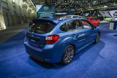 New York International Auto Show - stock photo