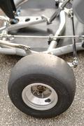 Kart wheel Stock Photos