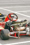 go-cart - stock photo