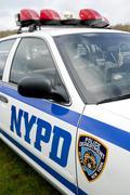 NYPD - stock photo