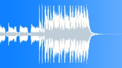 Stock Music of B Lynne - American Summer (Stinger 02)
