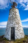 Lighthouse Beacon - stock photo