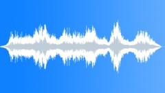 'undone' sound scape - sound effect