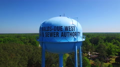 Due West SC Stock Footage