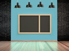 Wall calendar. Schedule memo management organizer concept. - stock illustration
