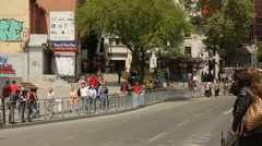 52nd Presidential Cycling Tour of Turkey Stock Footage