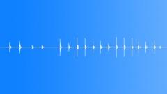 Stock Sound Effects of Foley || Feet Tile Male Walk Slow