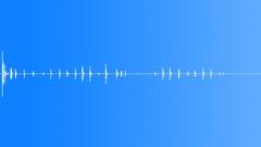 Foley || Feet Wood Heels Land on Floor Walk Away 1 - sound effect