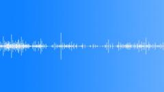Foley | Footsteps || Scrub,Pastureland,Single,Walk Stop,Long,Medium Fast Spee - sound effect