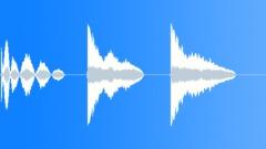 Cartoon boink 01 - sound effect