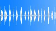 Cartoon voice 02 Sound Effect