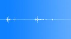 Foley    Magazine Page Turn x2 Thoughtful - sound effect