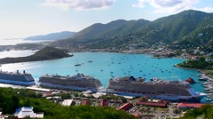 St. Thomas (USVI) US Virgin Islands Stock Footage