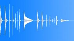 Electro kit 01 - rhythm bank Sound Effect