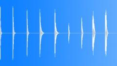 Electro kit 04 - rhythm bank Sound Effect
