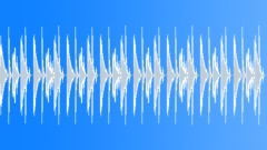 Fast dnb rhythm, clean and jumpy (loop) - sound effect