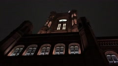 Town Hall (Rotes Rathaus), Berlin. Stock Footage