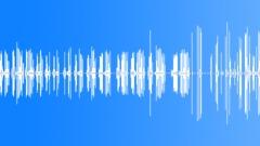 Retro, rotary phone dialer - sound effect