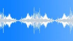 Strange sound - sound effect