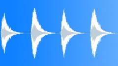 Voice puff notification - sound effect