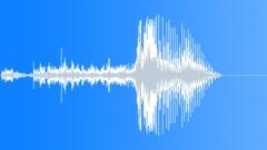Werewolf roar no 02 - sound effect