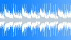 Inspirational Positive Background Piano & Strings (Sunrise) - Loop 5 Stock Music