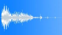 Huge smash hit Sound Effect