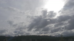 Clouds Timelapse Cloud 4k - stock footage