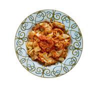 Persian Macaroni - stock photo