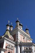 Orthodox Church Hrodna - stock photo